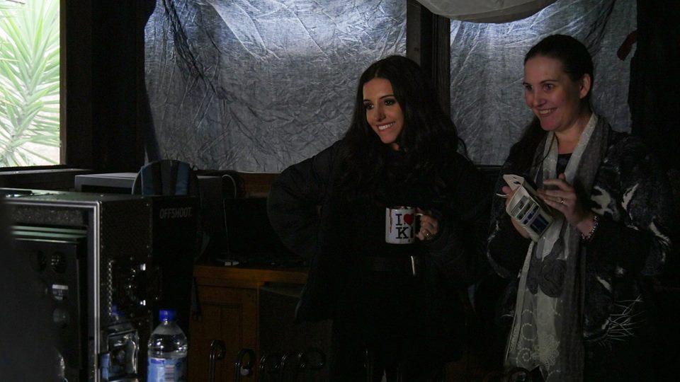 Natassja Lindrea and Alicia Maggi