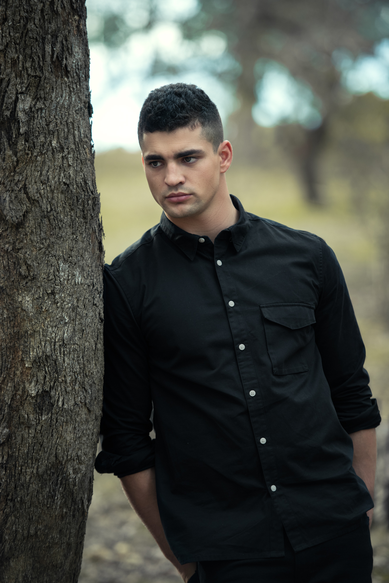 Joshua Diaz as Jarad in WITCHES