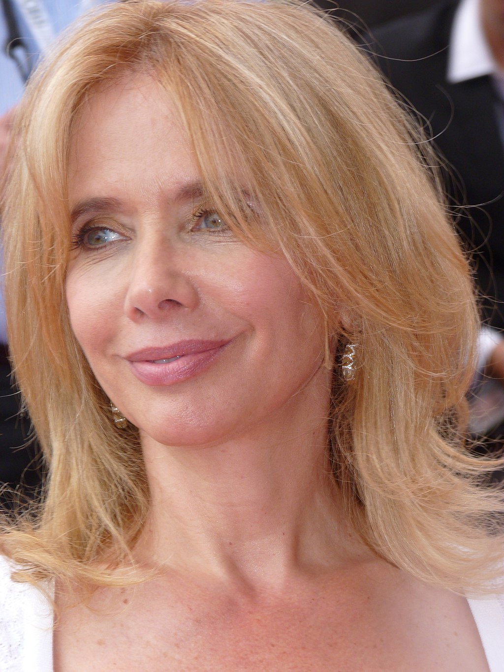 Actress Rosanna Arquette signed the letter to support Asia Argento. Image Source:  Frantogian