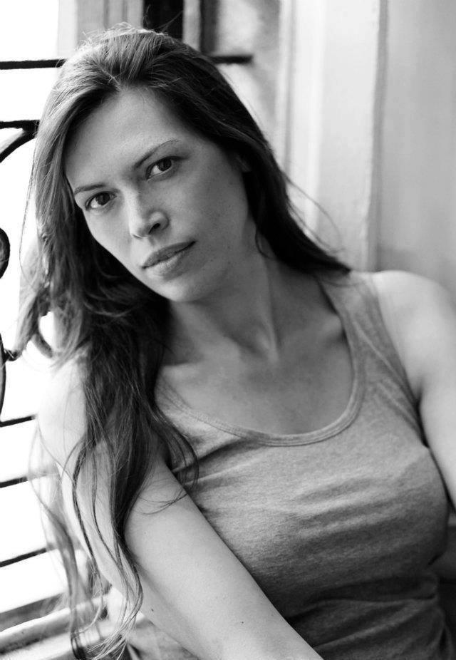 Karine Isambert. Photo: Carlotta Forsberg
