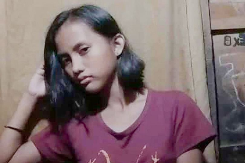 Christine Silawan was raped and murdered in the Philippines in March 2019.