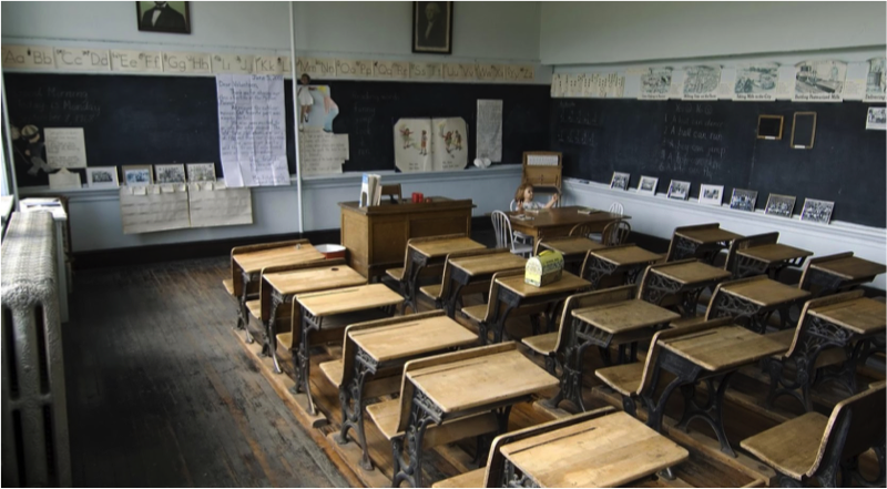Ubiquitous classroom systems that still exist today