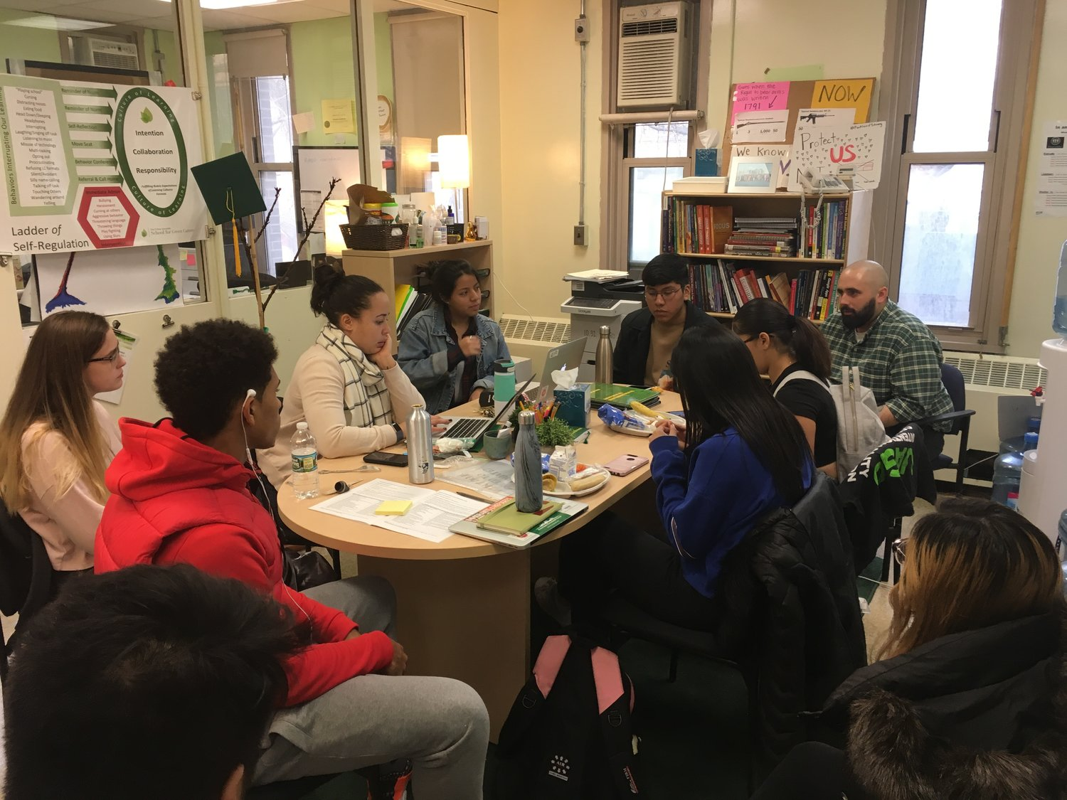 Leadership Structure — The Urban Assembly School for Green