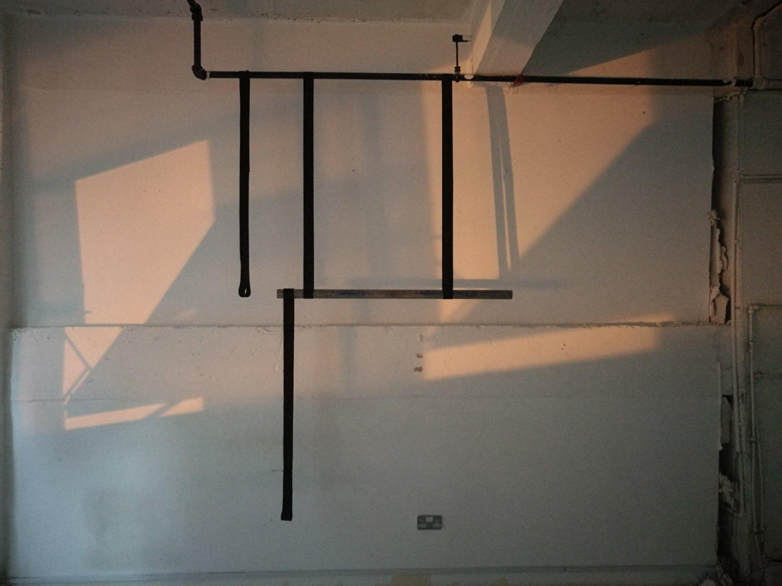 Alex Canonico, installation.