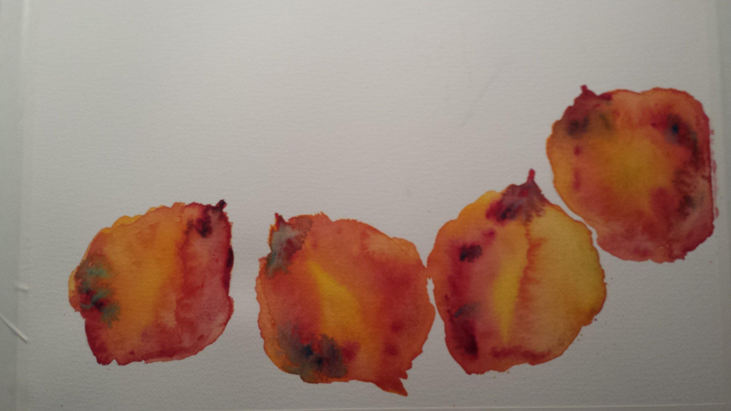 Weird Fall Fruit