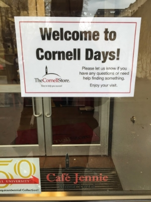 Cornell is committed to helping students make emotional connections to campus and the surrounding community.