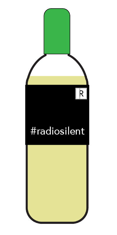 #radiosilent: A sweet Pinot Grigio that you've been drinking forever and now can't find on a single shelf. Anywhere. Where did it go?