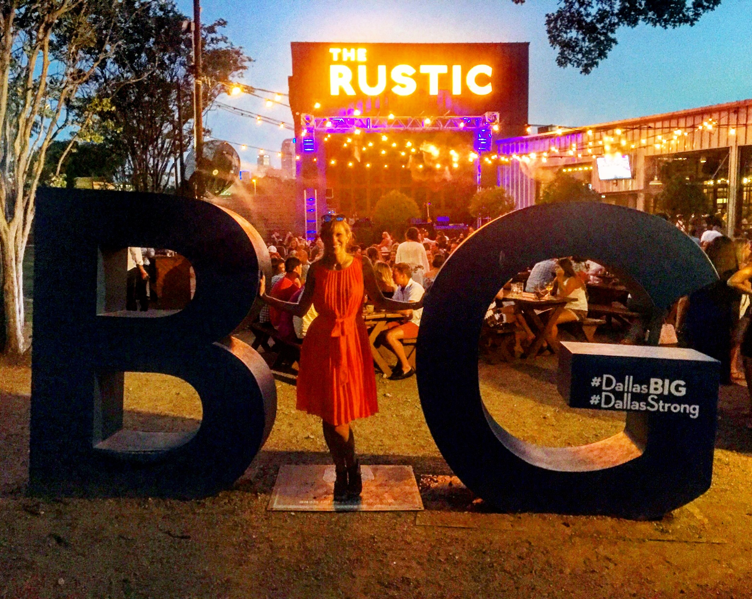 The Rustic & BIG Project - Dallas, TX