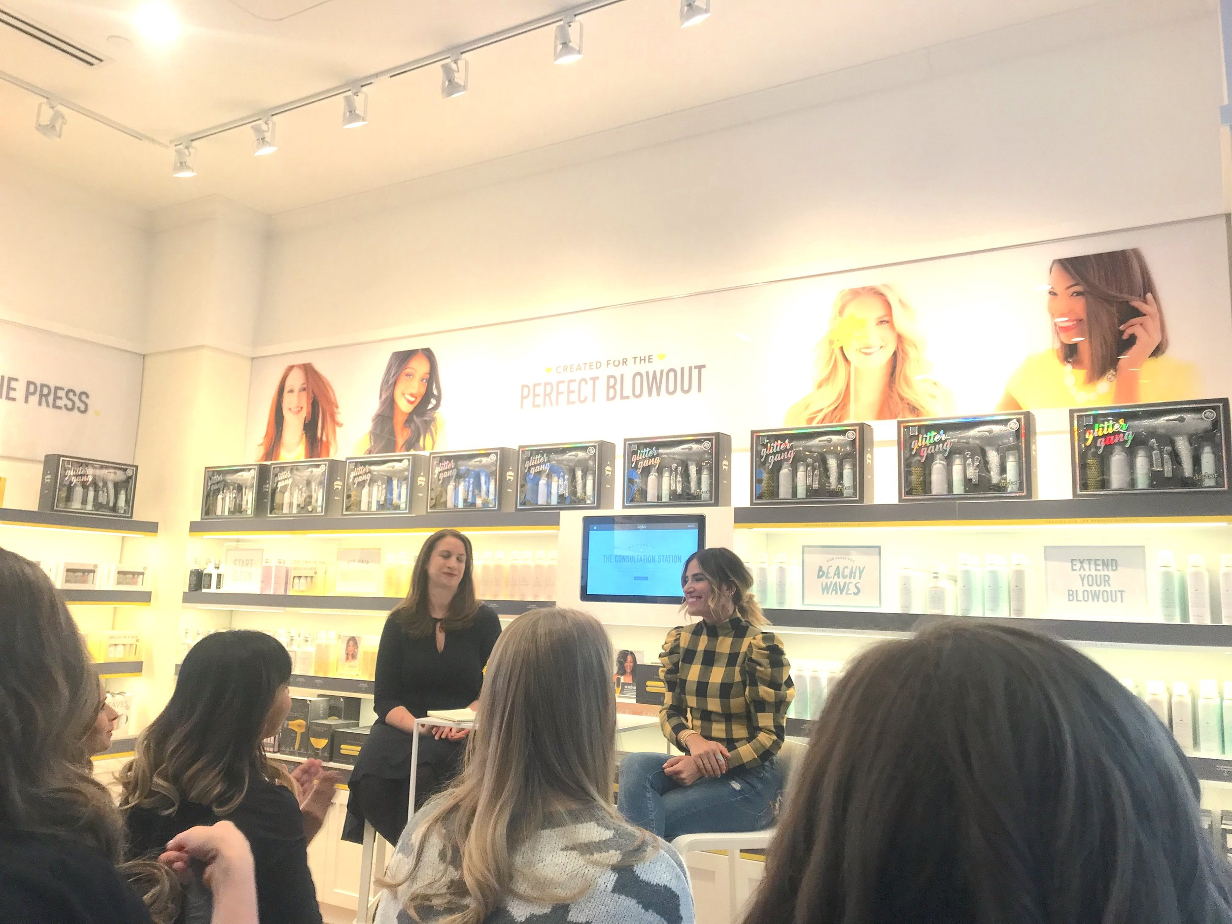 DryBar Co-Founder Alli Webb dishing all things authenticity.
