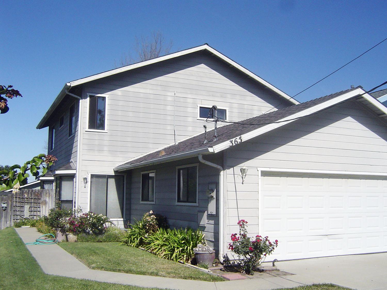 – SOLD –   365 Saint Joseph Street,  Los Alamos, California    - REPRESENTED SELLER