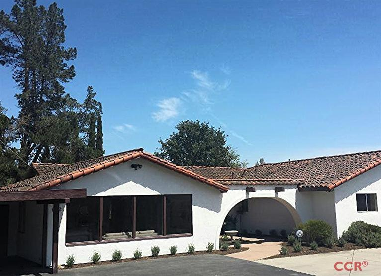 – SOLD –   682 Chalk Hill Road, Solvang, California   - REPRESENTED SELLER