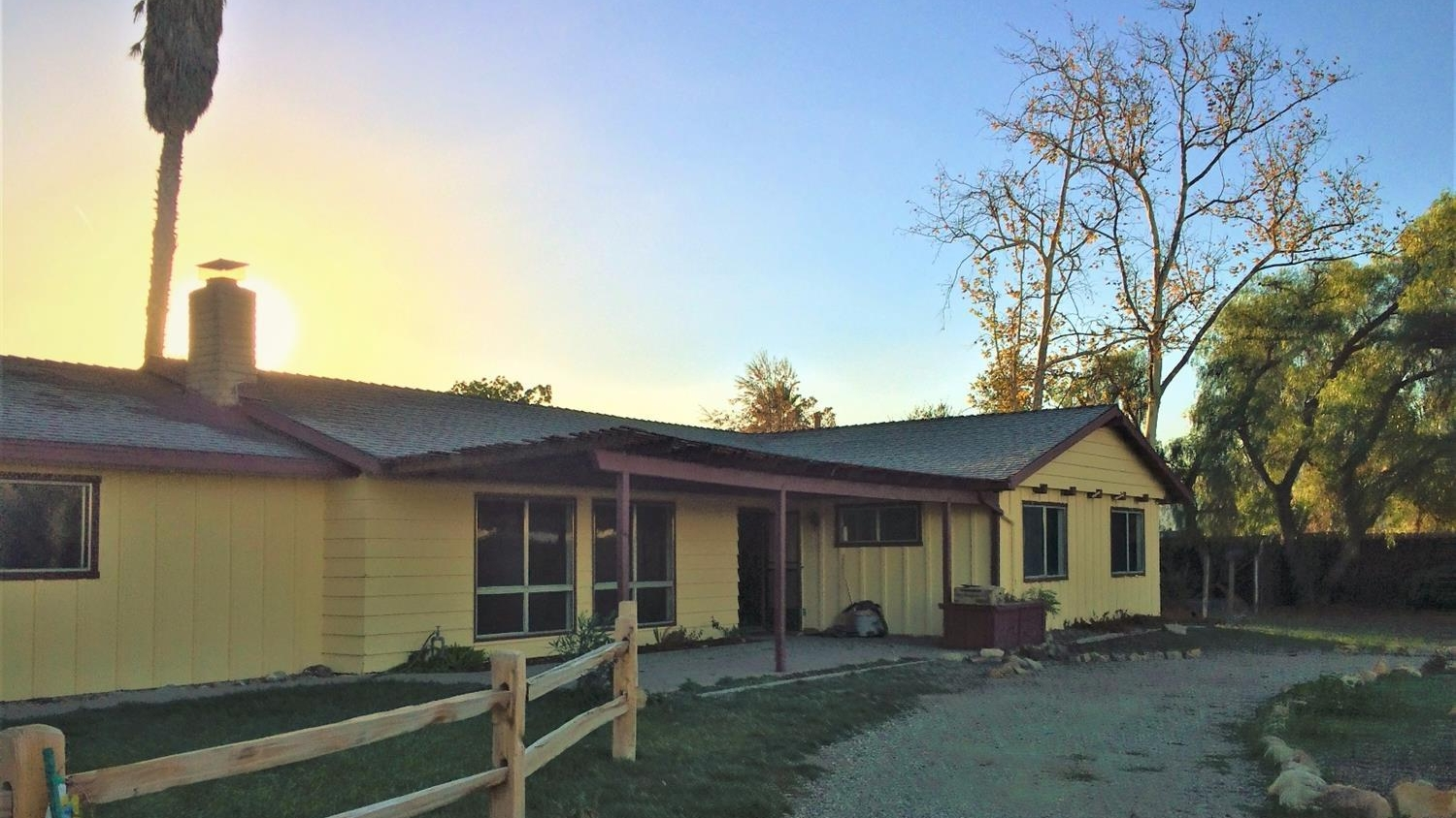 - SOLD -  940 Refugio Road - Santa Ynez, California 93460