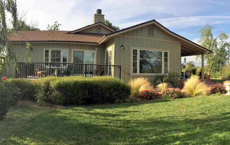 – SOLD –   2750 Baseline,  Santa Ynez, California    - REPRESENTED SELLER