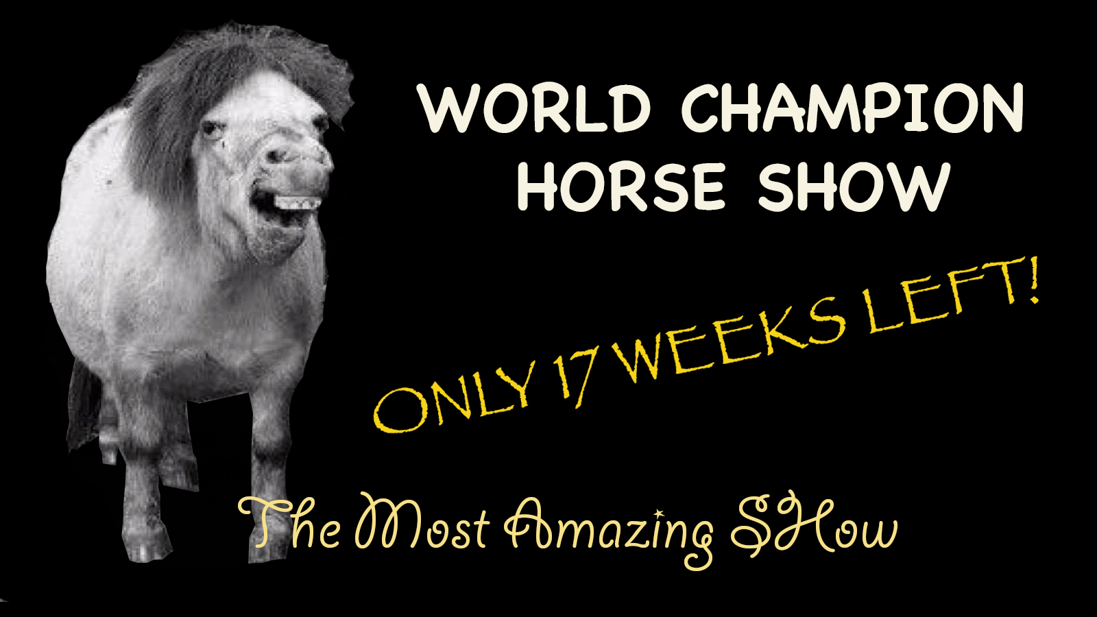 World Champion Horse Show