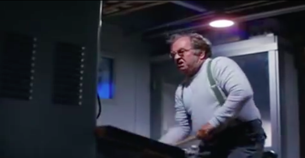 Wilford Brimley in the Thing