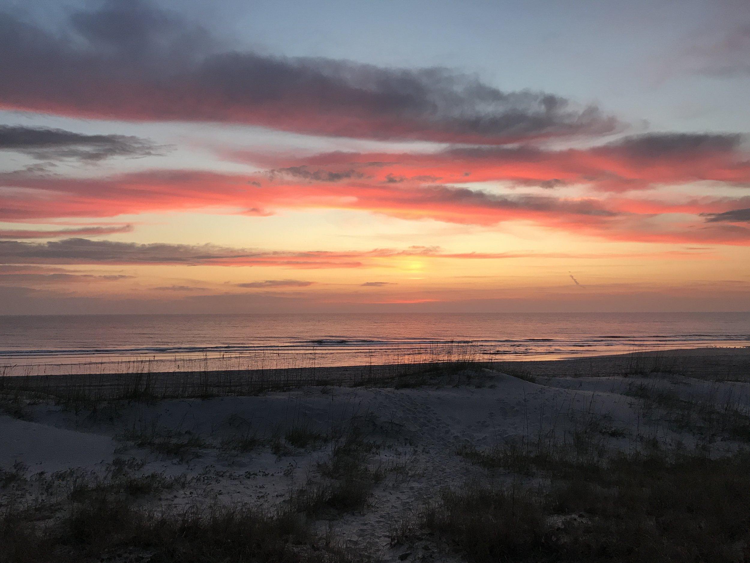 Sunrise, Amelia Island