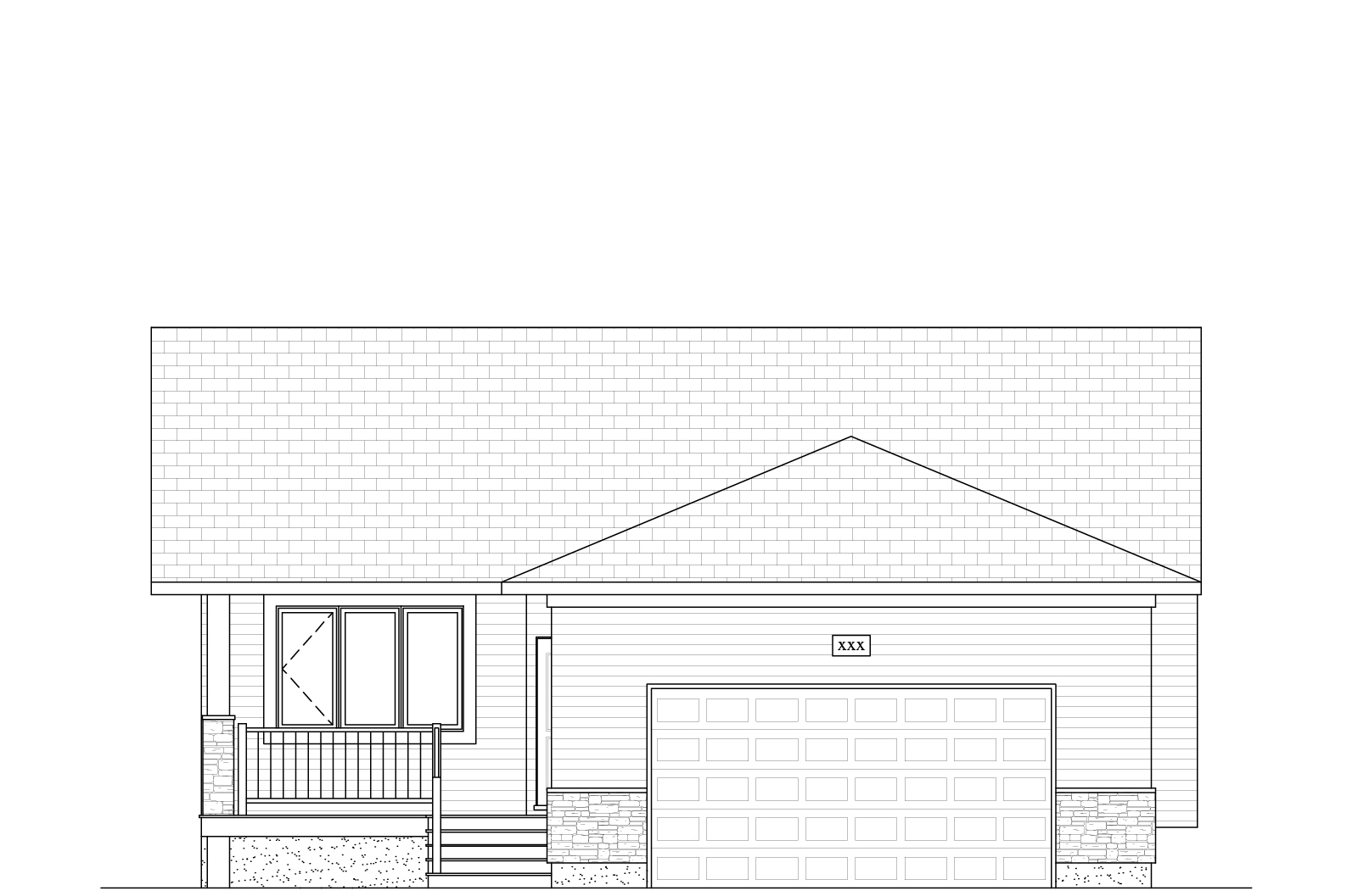 1302 Sq Ft.  38′ Wide  3 Bed /2 Bath