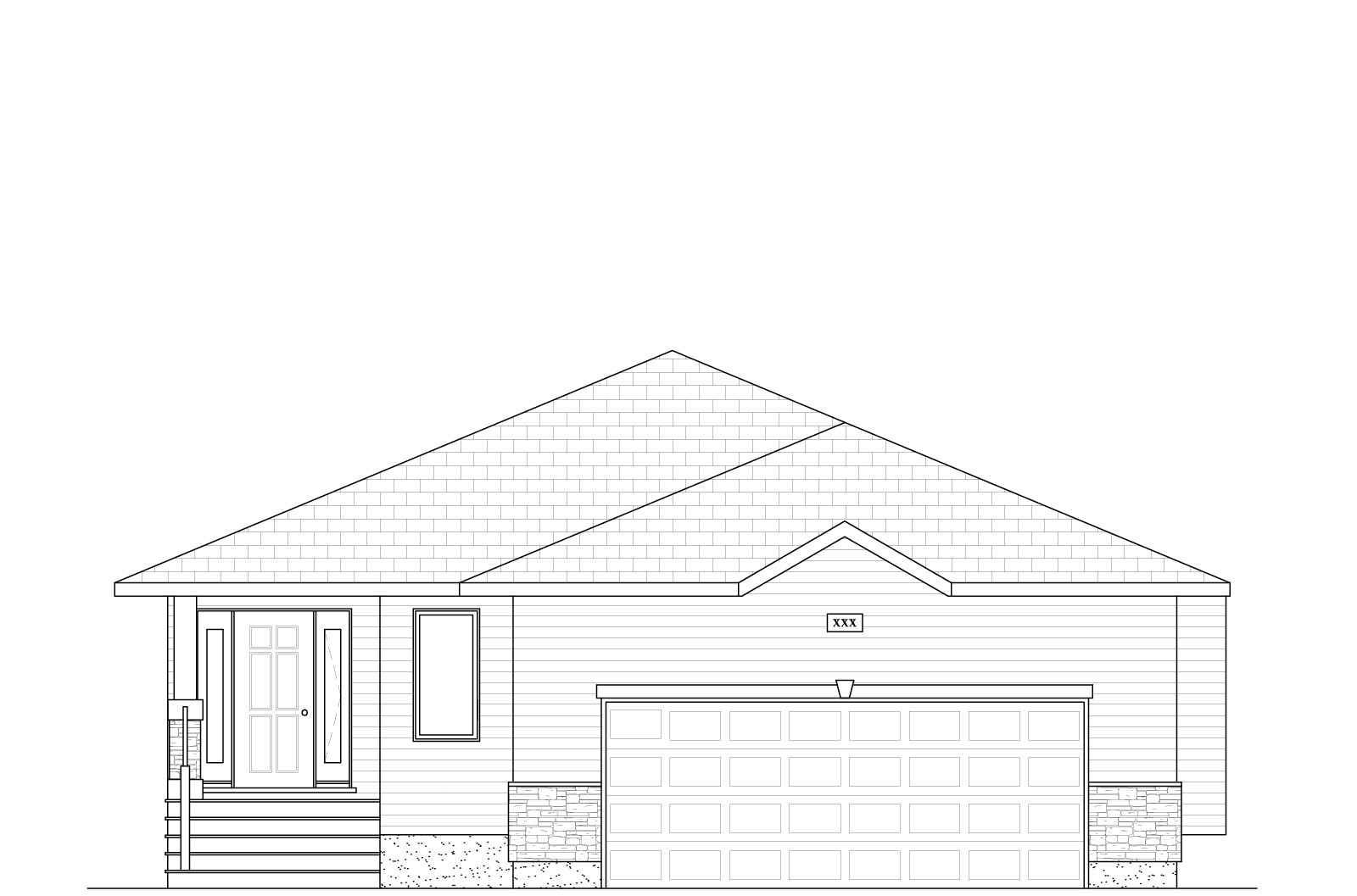 1429 Sq Ft.  38′ Wide  3 Bed /2 Bath