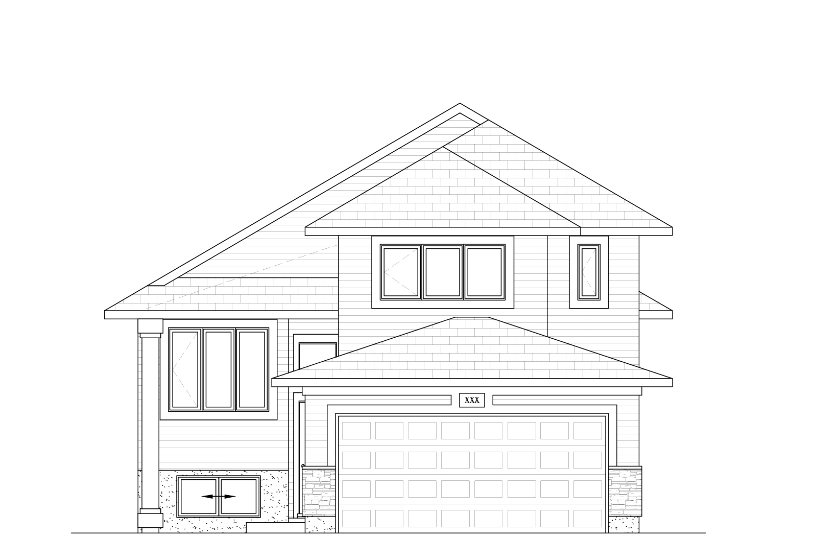 1300 Sq Ft.  30′ Wide  3 Bed /2 Bath