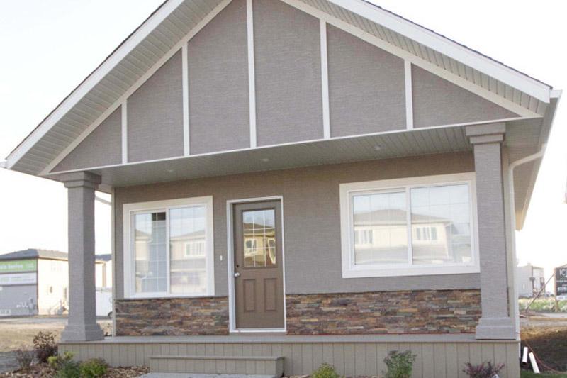 4554 James Hill Rd - Exterior - Regina Home Builder