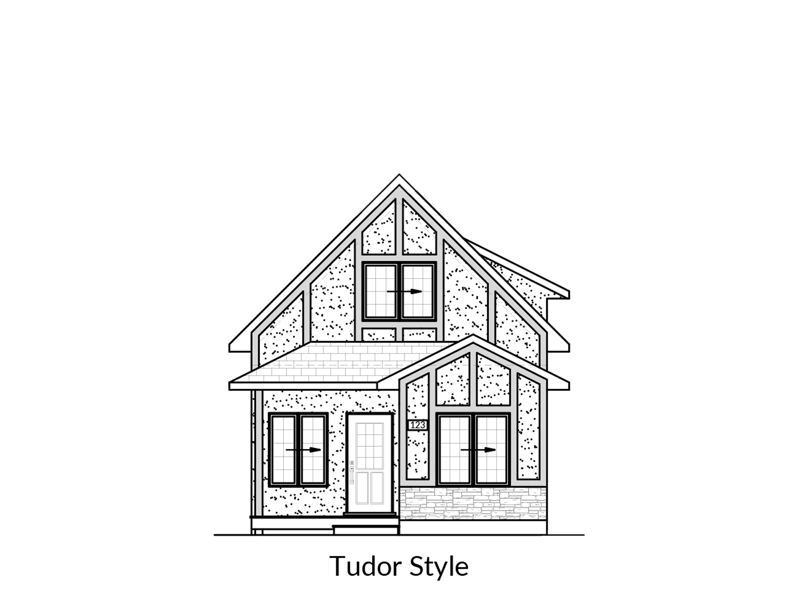 Starting at $200,000 +land & gst.  20′ Wide  3 Bed / 2 Bath  Executive Style Master Suite