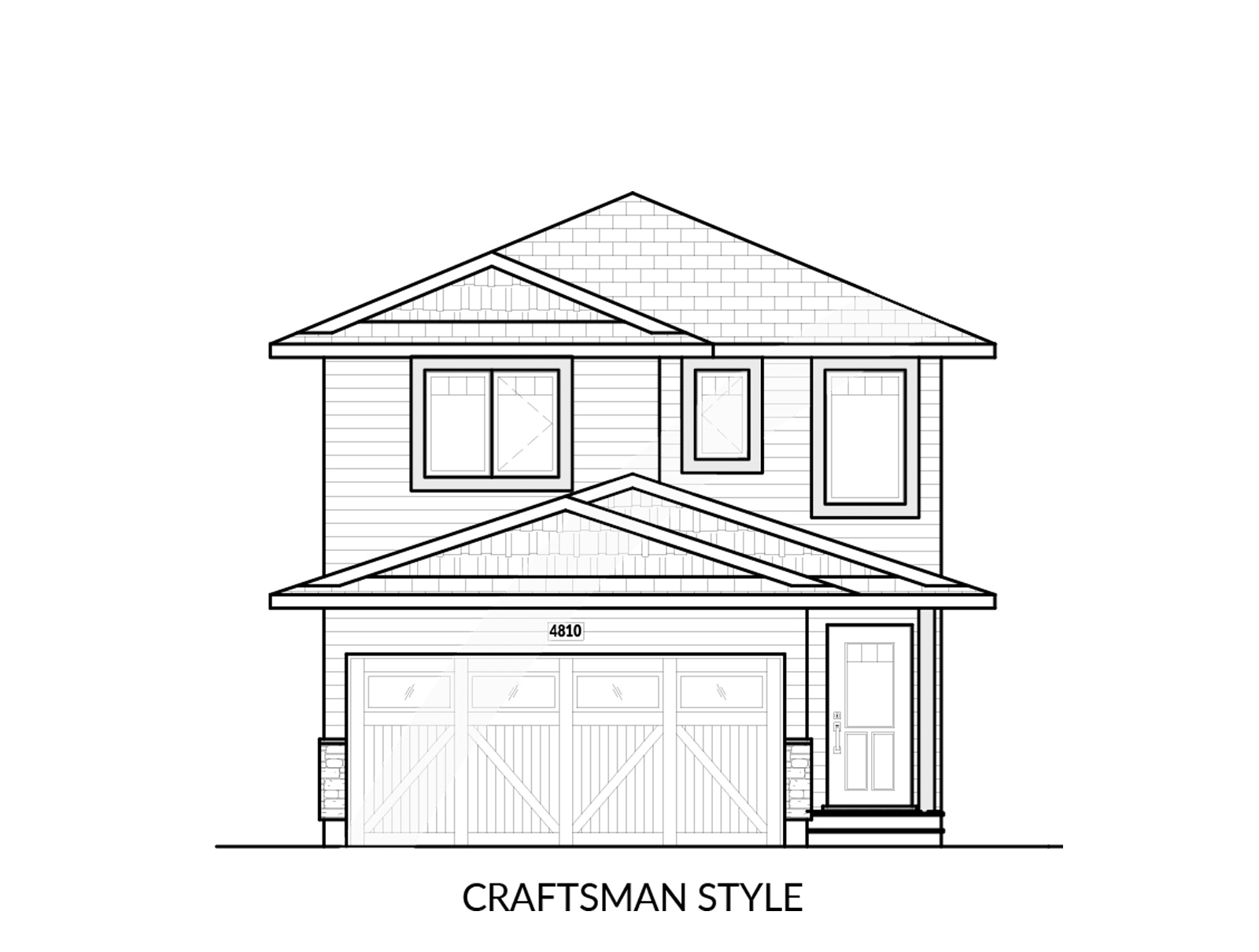 Starting at $255,000 +land & gst.  1420 SQ FT  23′ Wide  3 Bed / 2.5 Bath