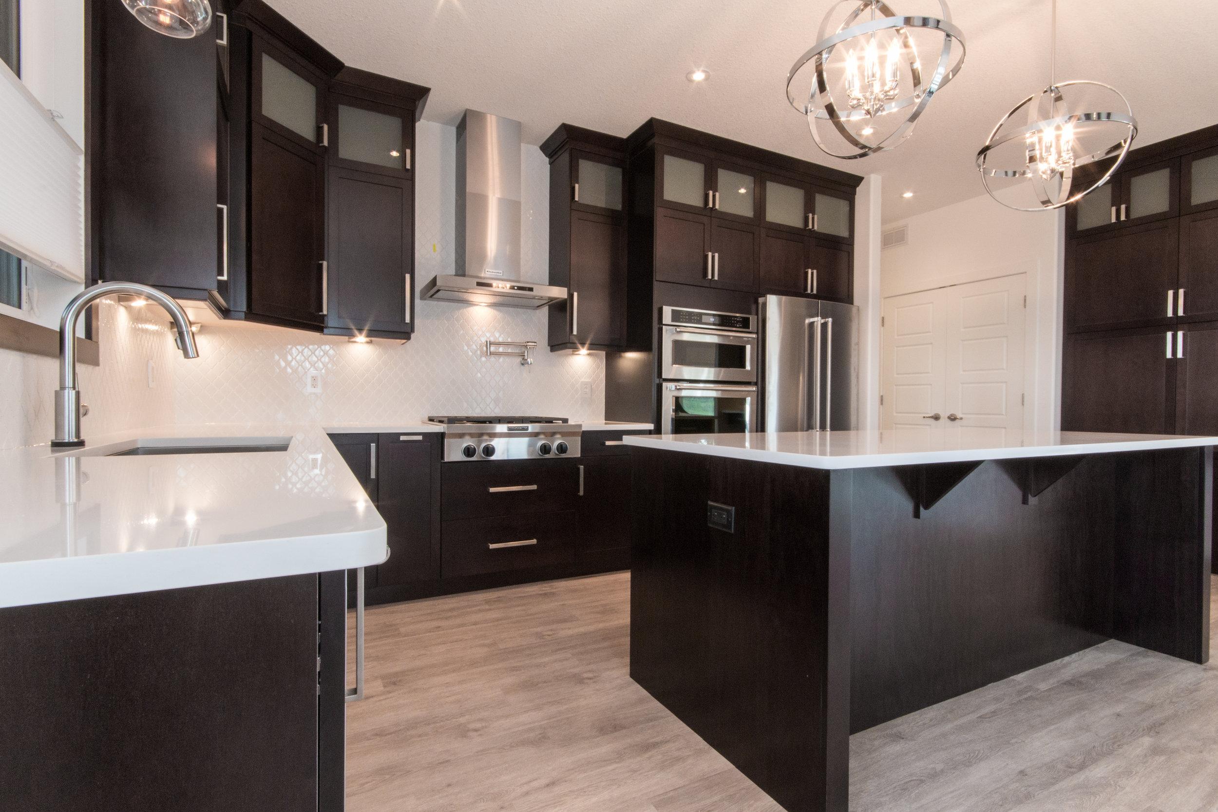 Legacy Collection - Kitchen - Regina Home Builder
