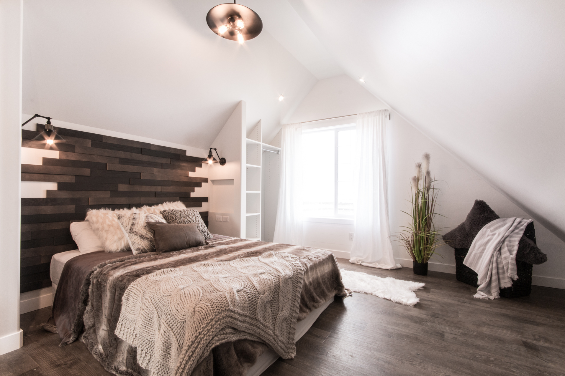 Trademark Homes Showhome in Westerra