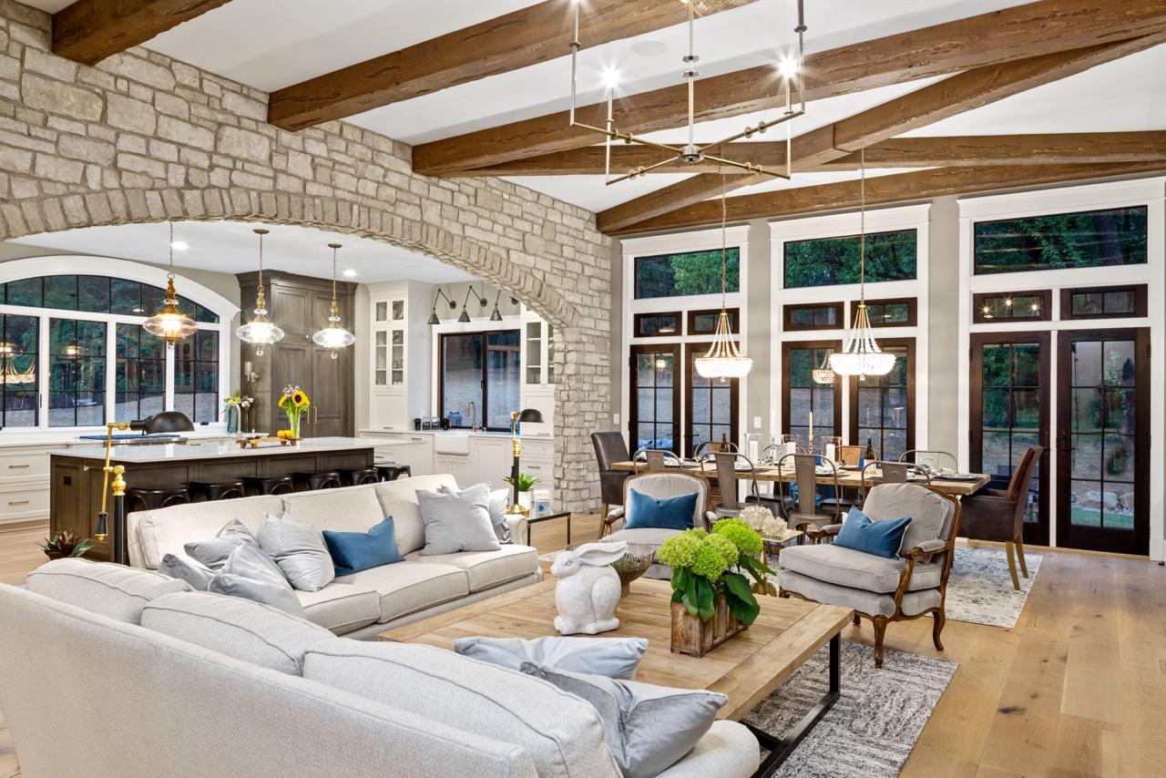 design custom homes ohio