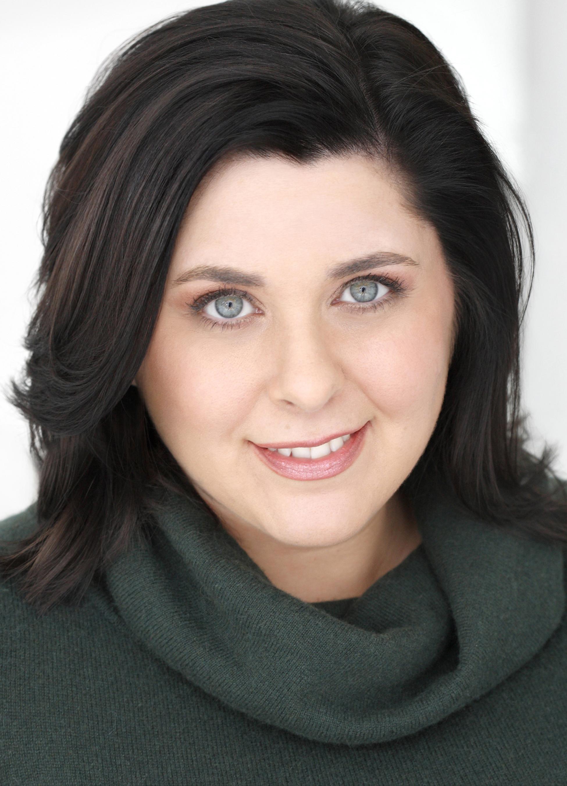 Amanda Pabyan, soprano - photo by Sam Khan