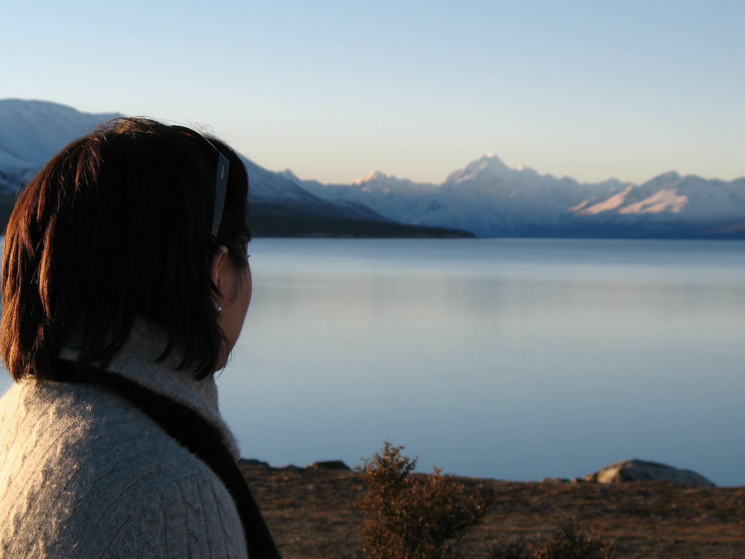 Location: Aoraki Mt. Cook National Park, New Zealand
