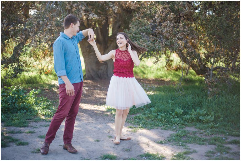 Coto De Caza Engagement Photographer