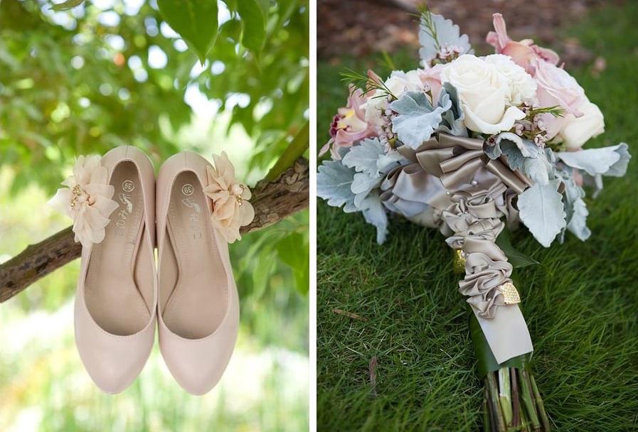 4 Things You Don't Want to hear About When Shopping for Bridal Shoes-