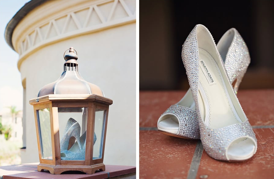 Orange County wedding photographer -Benjamin Adams Sparkly Heels at the Terranea Resort