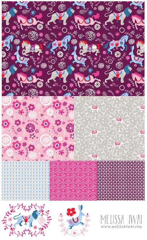 Melissa Iwai 2016 carousel patterns.jpeg