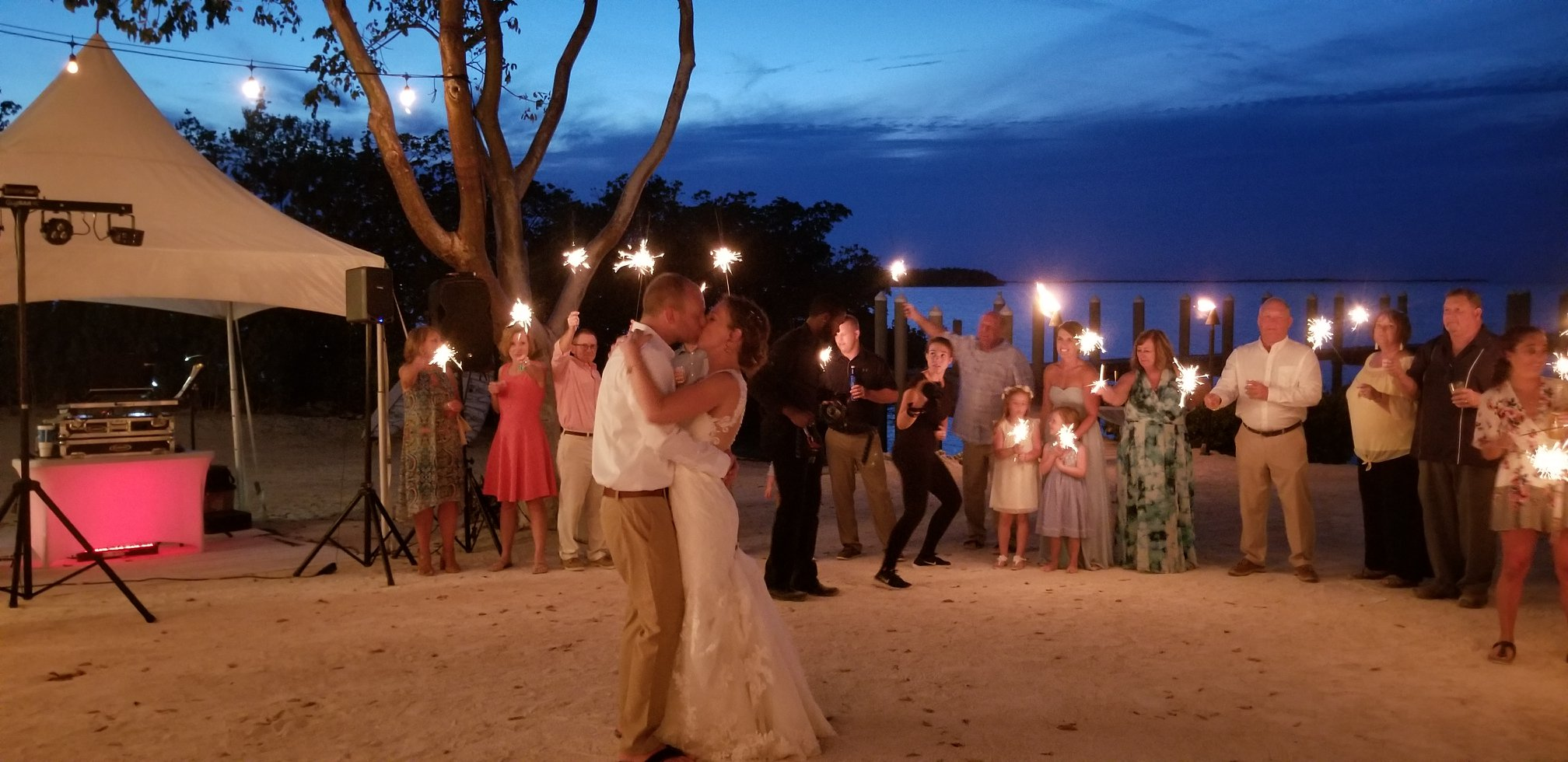 Wedding DJ in Ft. Meyers, Naples, Miaimi, Ft. Lauderdale and the Florida Keys