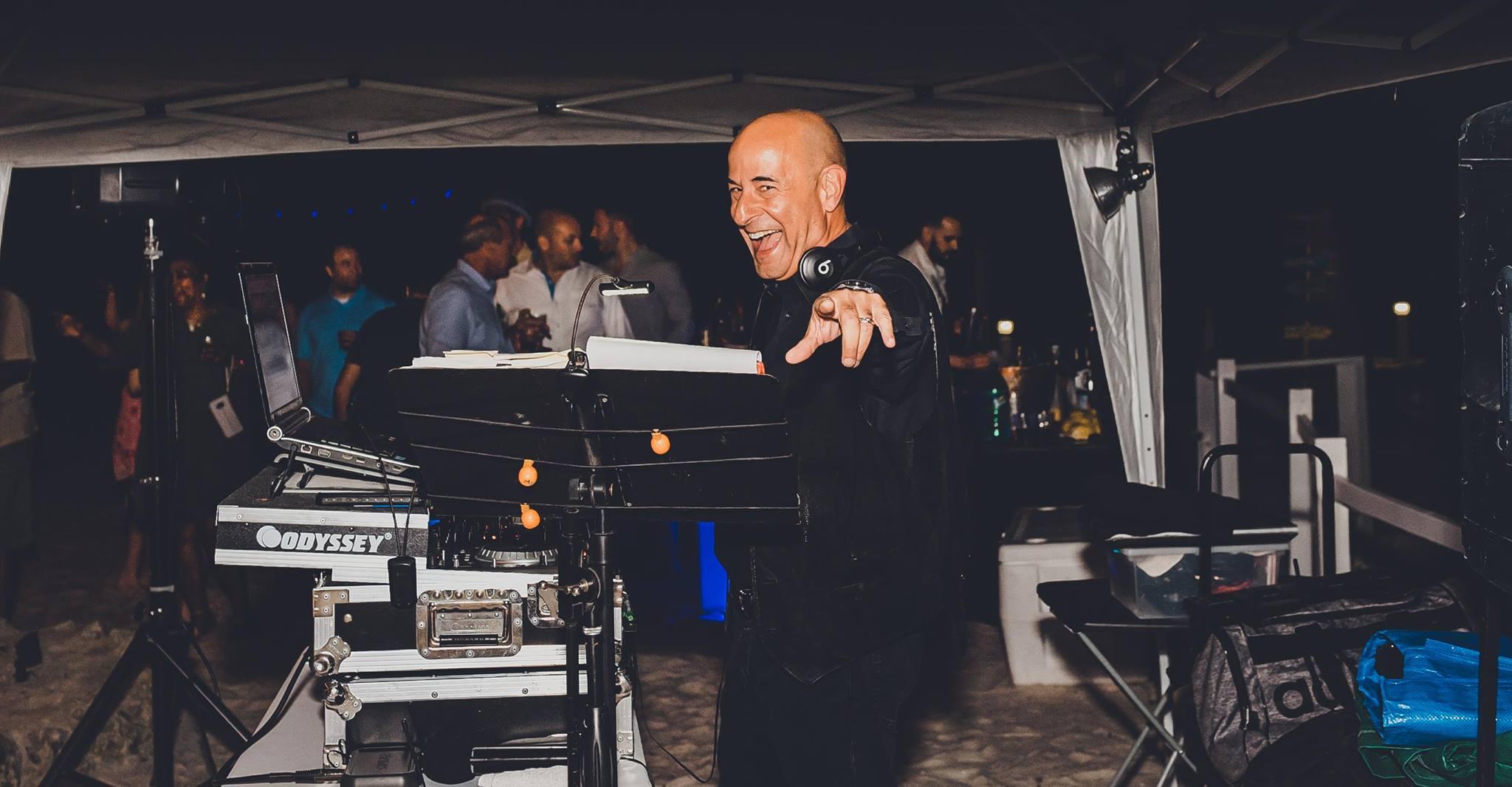 DJ Russ Ginsberg
