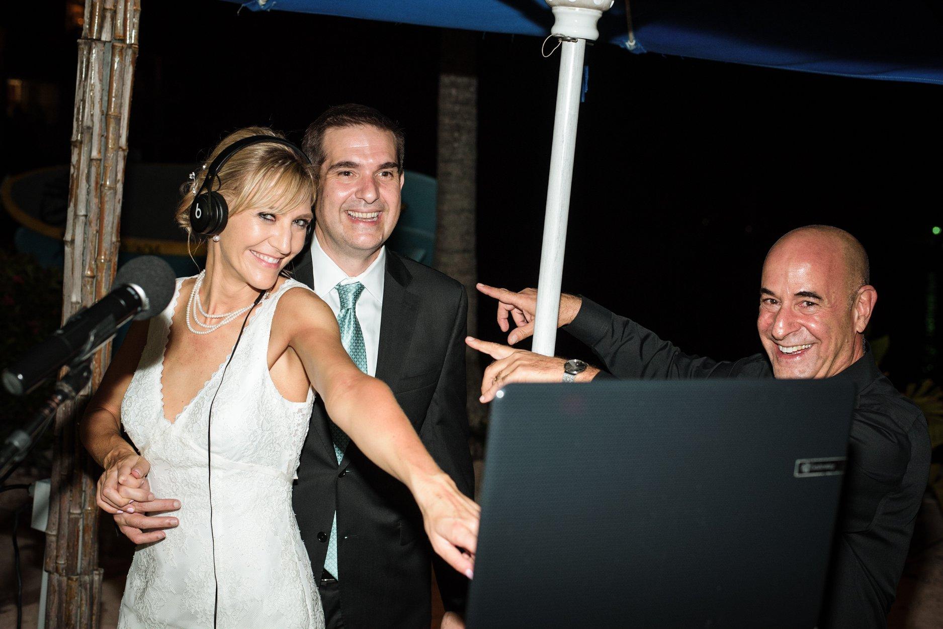Best Wedding DJ in Naples