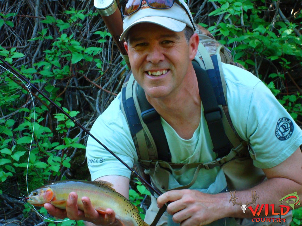Deseret Utah fly fishing cutthroat trout wade jacklin.jpg
