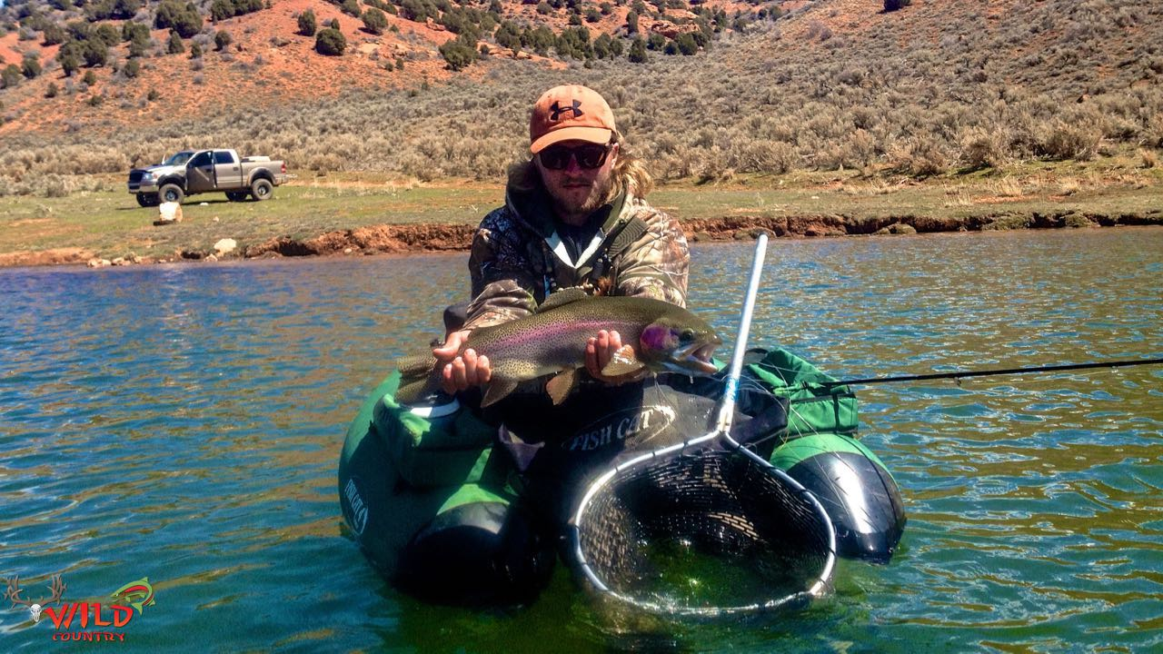 Deseret Utah fly fishing rainbow trout austin land.jpg
