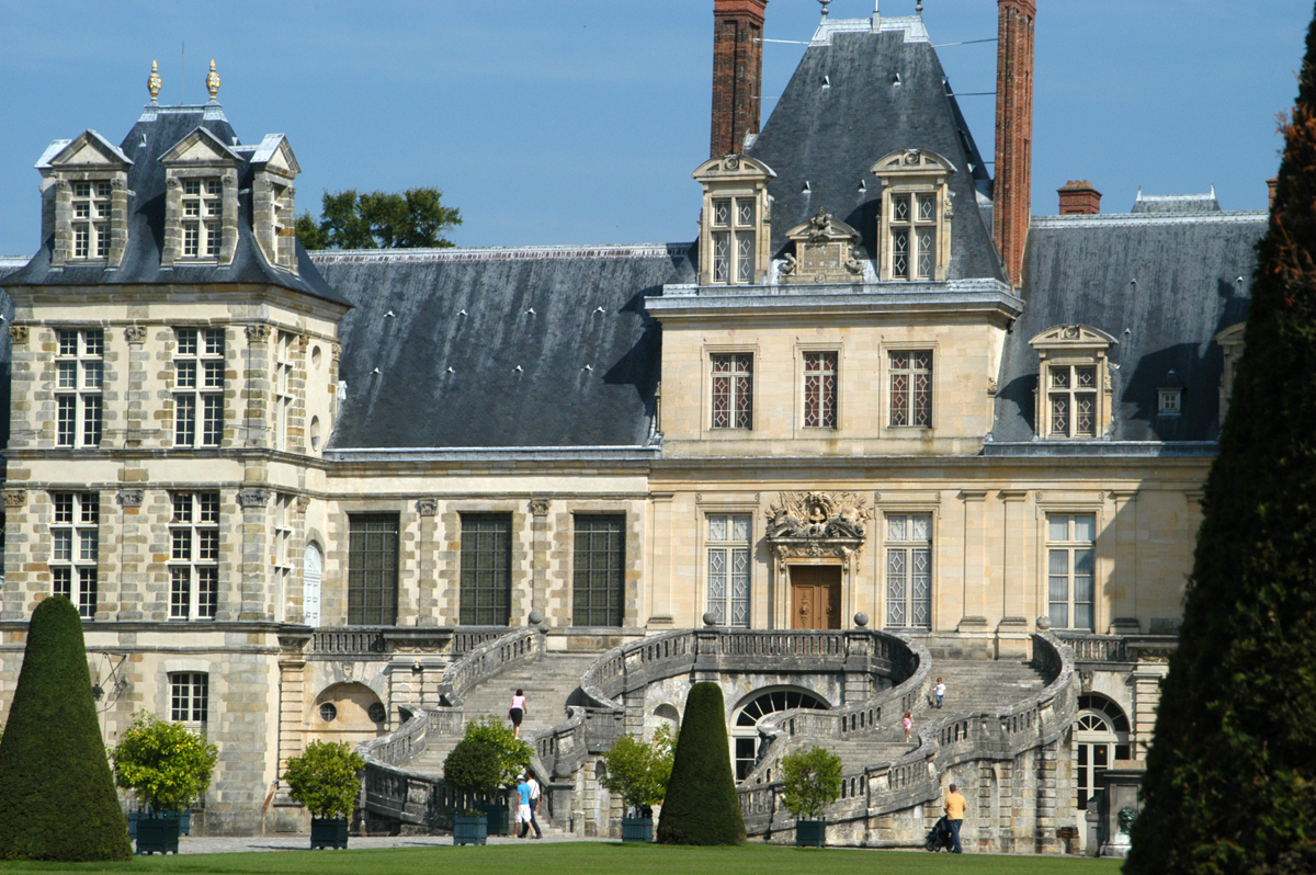 Le Château de Fontainebleau