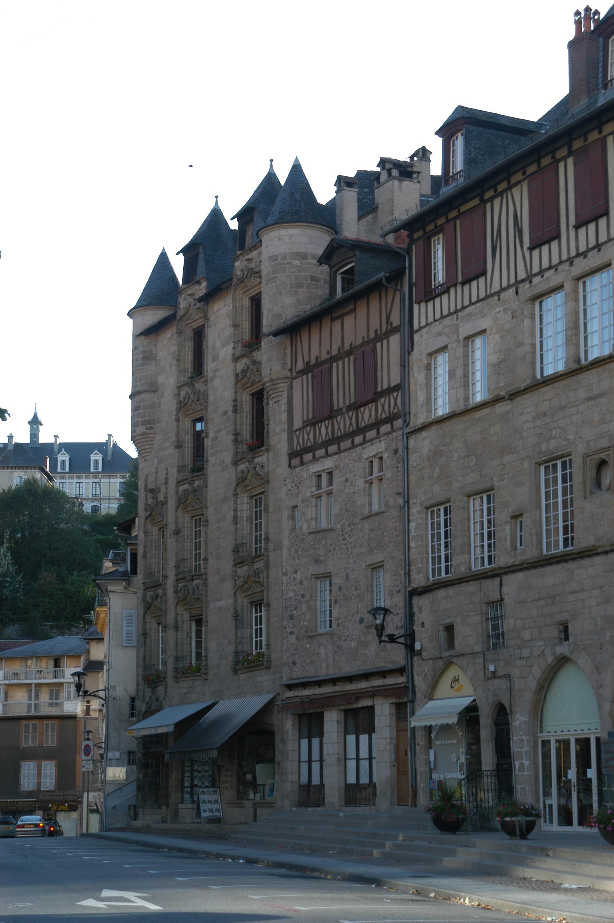 Une rue de la vieille ville