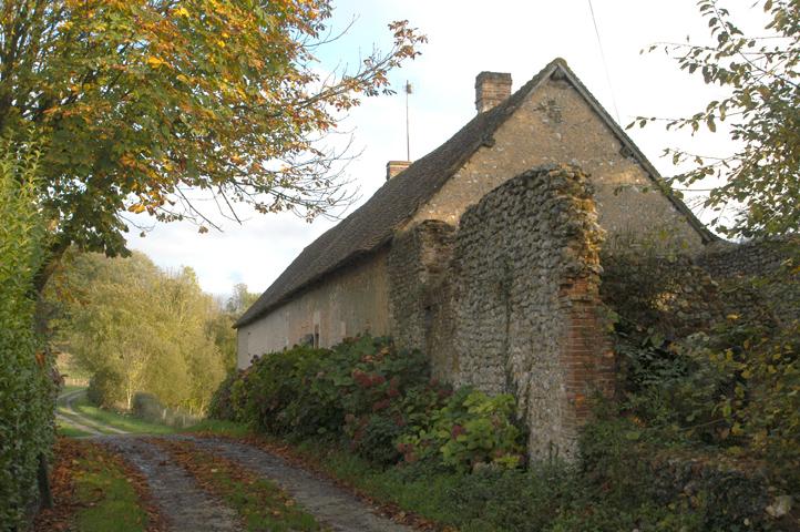 La Ventrouze - La Gagnonnière