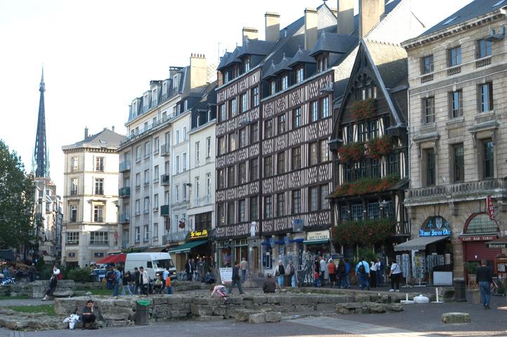 Rouen - La vieille ville