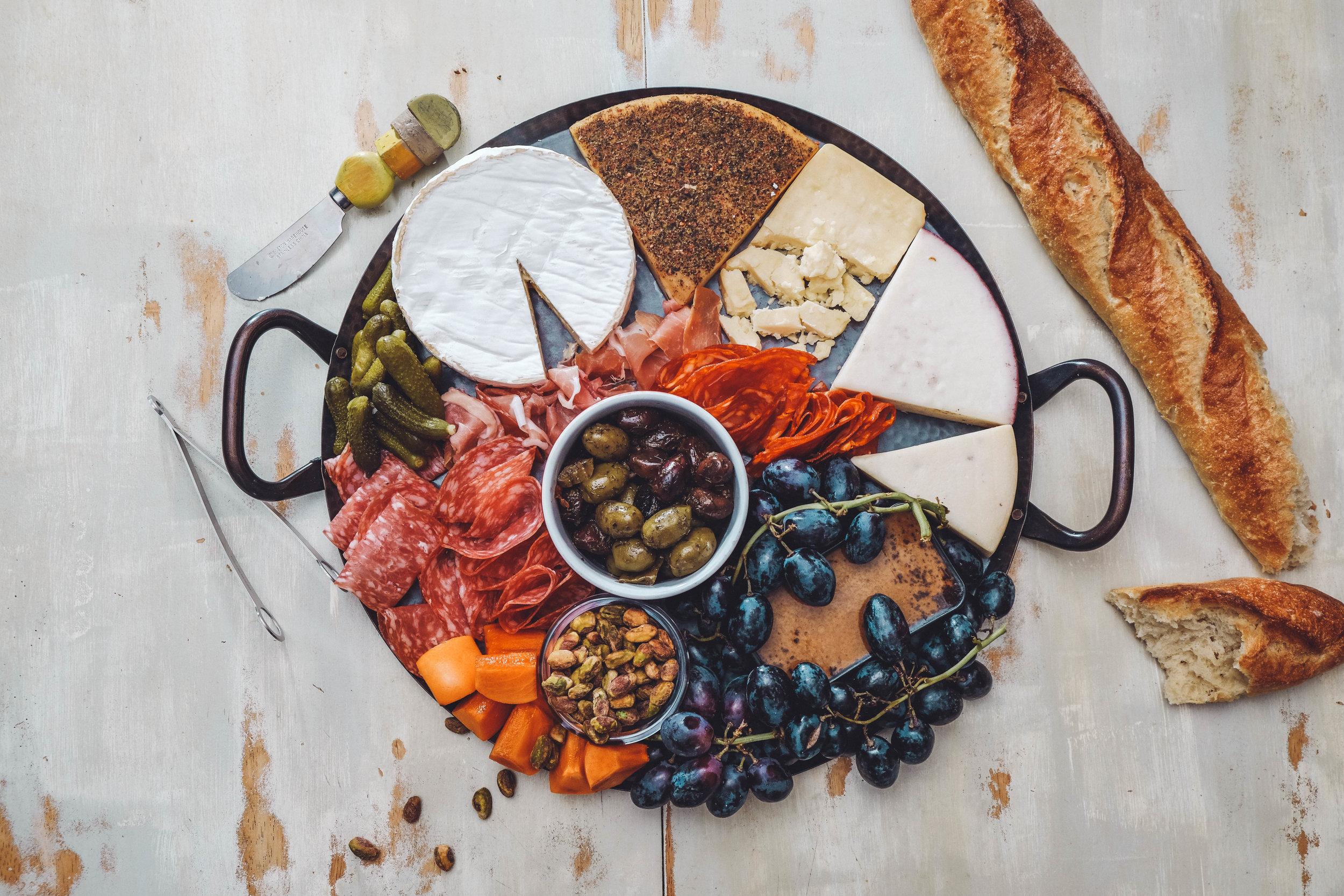 los olivos–the menu - By Private Celebrity Chef Melissa Pettito, RD