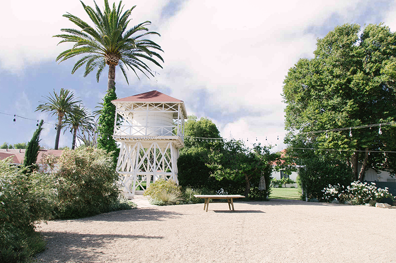 The los olivos Itinerary - It's like parent camp and kids camp all wrapped into one - in a beautiful location.