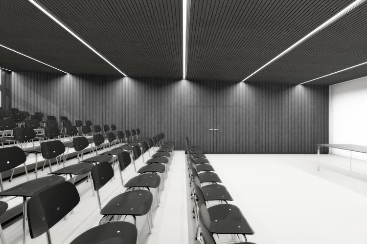Continental Mabor, Auditório | com Joana Seabra arqª e Luís Leite arqº