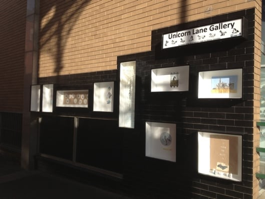 Unicorn Lane Gallery -Ballarat