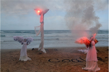 Climate Angles -Performance Art Project