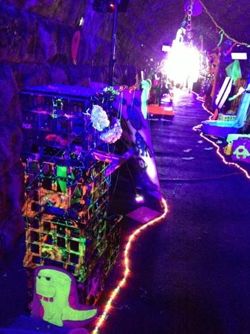 Interventions -Luminescent Jungle